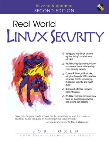 Real World Linux Security (2nd Edition)