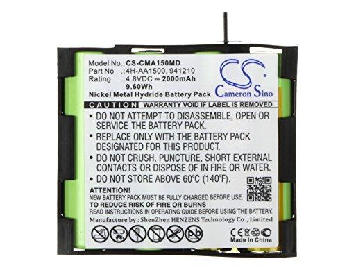 Bateria Para Compex Mi Mi-Sport MI-Fitness Runner Enegry Mi-