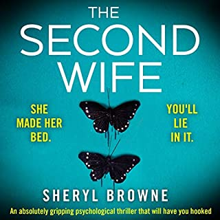 The Second Wife     An Absolutely Gripping Psychological Thriller That Will Have You Hooked              Auteur(s):                                                                                                                                 Sheryl Browne                               Narrateur(s):                                                                                                                                 Tamsin Kennard                      Durée: 10 h et 39 min     12 évaluations     Au global 3,8