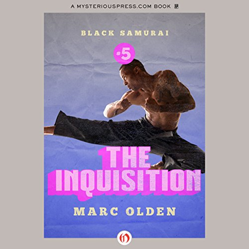 Couverture de The Inquisition