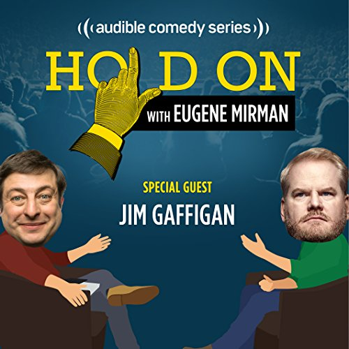 Ep. 1: Jim Gaffigan Opens for The Pope cover art