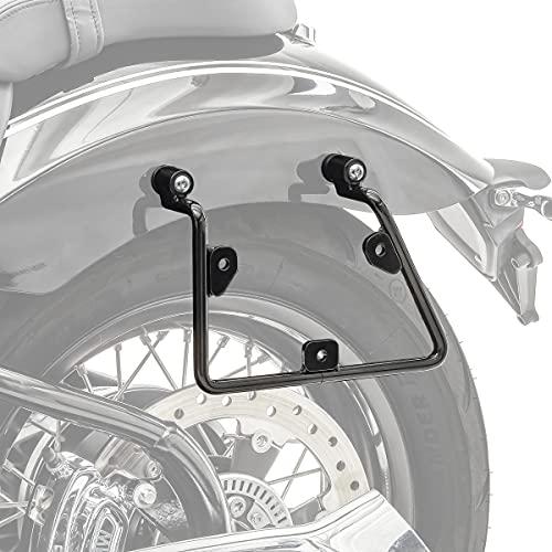 Telaio di supporto borse bisacce per BMW R 18 20-21 sinistra Craftride SH2