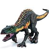 Gemini&Genius Jurassic Dinosaur World Toys Indoraptor with Movable Mouth Realistic Jurassic Dinosaur Park Figurines Gift for Kids(Super Tyrannosaurus Indo Raptor)
