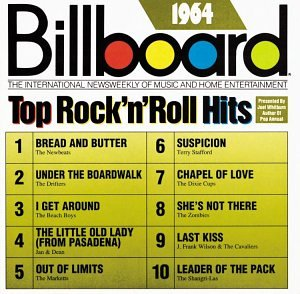 Price comparison product image Billboard Top Rock'n'Roll Hits: 1964