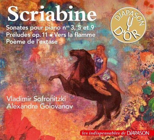 Sonates Pour Piano | N° 3, 5 Et 9. Préludes Op. 11 - Série Les Indispensables de Diapason