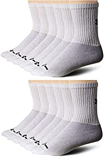 Under Armour Men's Charged Cotton 2.0 Socks, 6-Pair