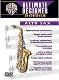 Ultimate Beginner Alto Saxophone, Vol 1 & 2 (DVD)