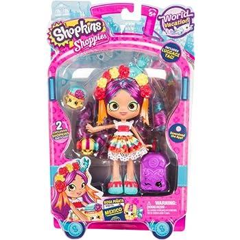 Shopkins Rosa Pinata Visits Mexico | Shopkin.Toys - Image 1