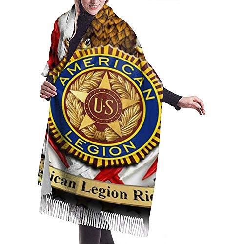 Frauen Pashmina Schal wickeln Afrika Nigeria Flagge Land Welt Winter warme Decke Schal langen Poncho
