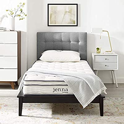 "Modway Jenna 8"" King Innerspring Mattress"
