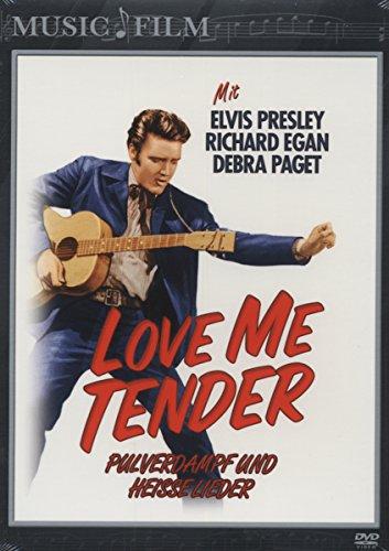 Love Me Tender - Pulverdampf und heiße Lieder