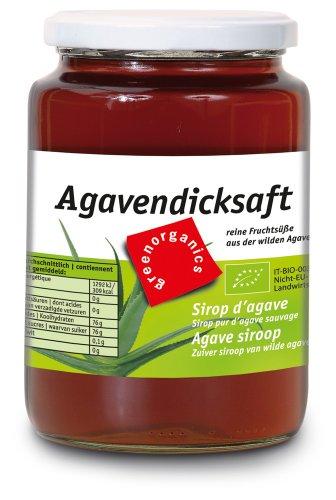 green Agavendicksaft (1 kg) - Bio