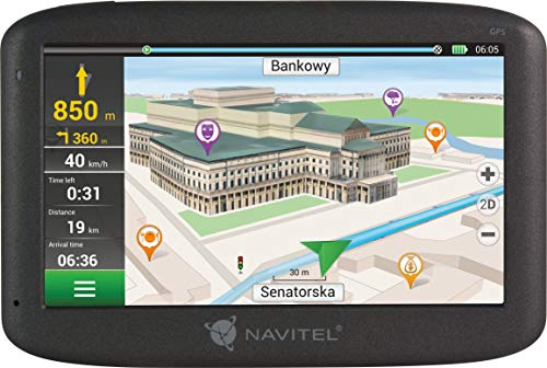 Navitel Star Line 8594181740012E500Dispositivos de navegación