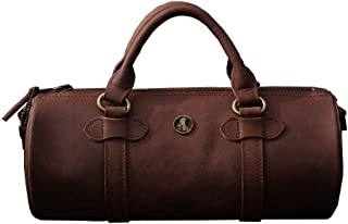 Super Quality and Cute Vintage Cowhide Baseball Glove Leather Mini Duffel Bag Anti Theft Leather Purse Handbag for Lady's Gift