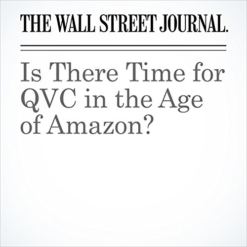 Is There Time for QVC in the Age of Amazon? copertina