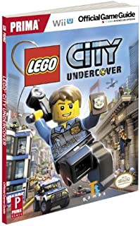 LEGO CITY Undercover: Prima Official Game Guide (Prima Official Game Guides)