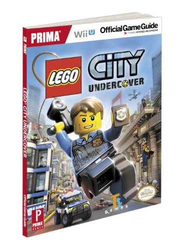 LEGO CITY Undercover: Prima Official Game Guide: Prima's Official Game Guide