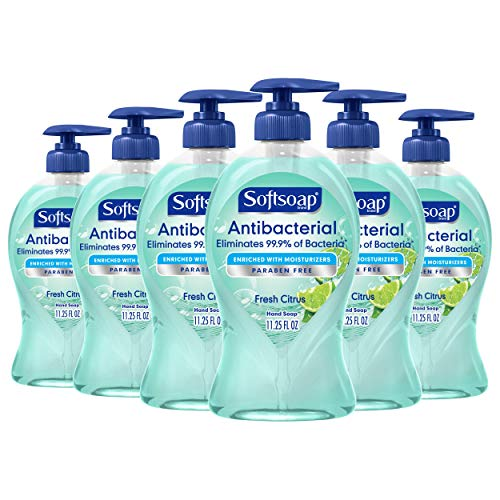 Amazon - (6-Pack) Softsoap Antibacterial Liquid Hand Soap $11.34