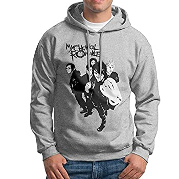 Man My Chemical Romance Rock Music Fashion Hooded Pullover Hoodies