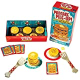 Educational Insights Pancake Pile-Up!, Sequence Relay Game: Easter Game for Preschoolers & Toddlers, Ages 4+