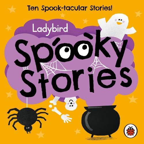 Ladybird Spooky Stories cover art