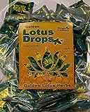 Golden Lotus Drops Original Formula. Soothing Herbal Honey Mint Lozenge (0.5 Kilo)