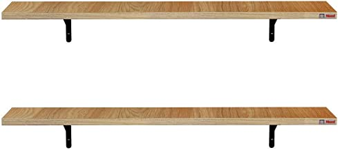 Need Shelves for Wall-Wall Mounted Floating Shelves (Set of 2),Display Ledge Perfect for Bedroom/Living Room/Bedroom/Kitch...