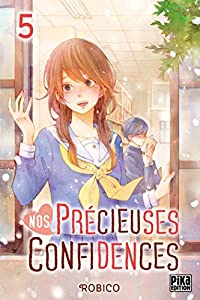 Nos Precieuses Confidences Edition simple Tome 5