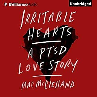 Irritable Hearts audiobook cover art