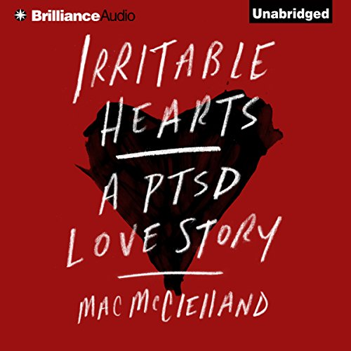 Irritable Hearts audiobook cover art