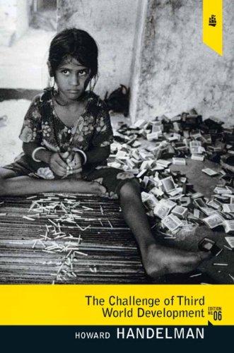 The Challenge of Third World Development (6th Edition)