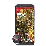 atFolix Schutzfolie kompatibel mit Alcatel 3X Folie, entspiegelnde & Flexible FX Bildschirmschutzfolie (3X)