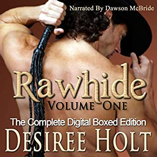 Rawhide: Volume One cover art