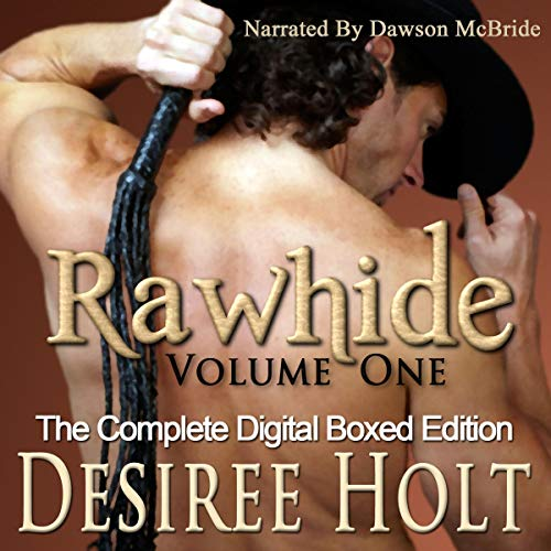 Rawhide: Volume One audiobook cover art