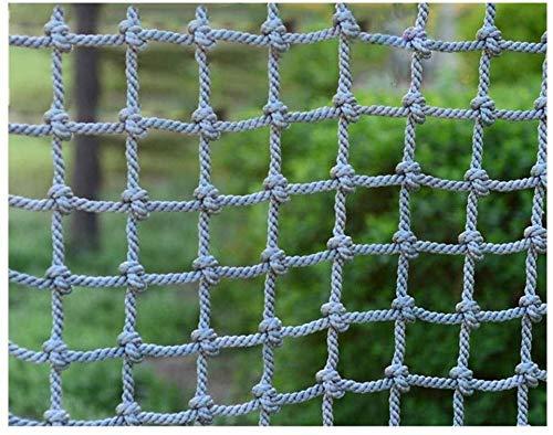 Veiligheid net decoratie / Kinderen Safe Net Klimmen Lading Net Volwassen Huisdier Speeltuin Boom Nylon Grote Touw Spelen Binnen Giant Mesh Outdoor Touw Ladder (Kleur : 30cm-20mm 4/5