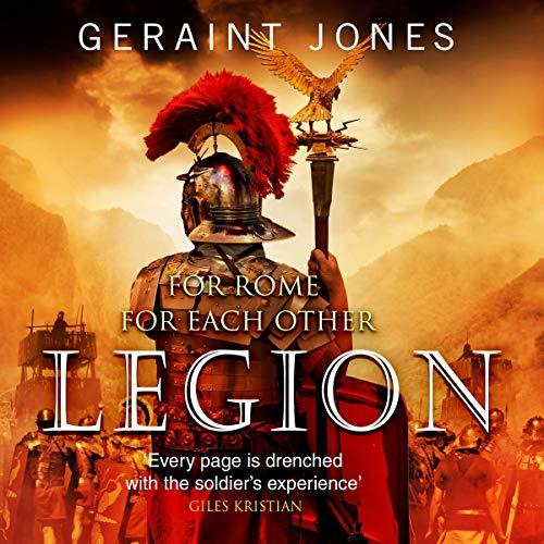 『Legion』のカバーアート
