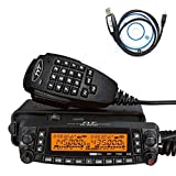 TYT TH-9800 50 CTCSS Tones/1024 DCS Codes Walkie Talkie 26-33/47-54/134-174/400-480MHz A+B dual band Two Way Radio Black...