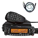 FONGHOO TYT TH-9800D Quad Band 50W Cross-Band Mobile, 10M/6M/2M/70CM Mobile Transceiver, A+B Dual...