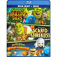 Dreamworks Spooky Stories [Blu-ray]