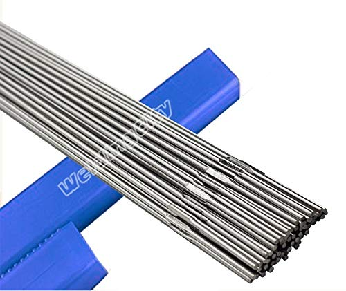 "WeldingCity 5-Lb ER4043 Aluminum 4043 TIG Welding Rods 3/32"" (2.4mm) x 36"" (914mm)"