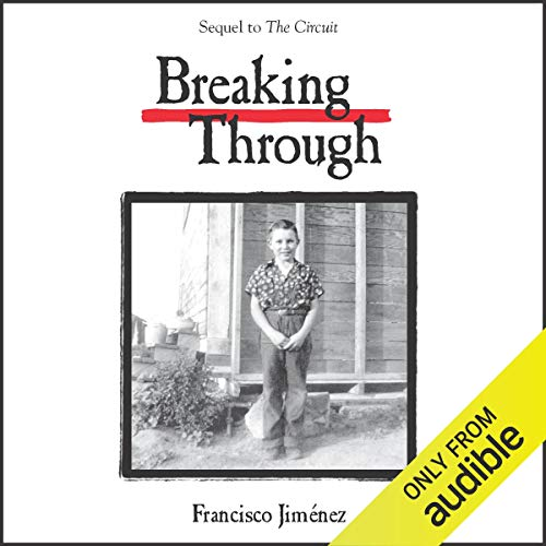 Couverture de Breaking Through