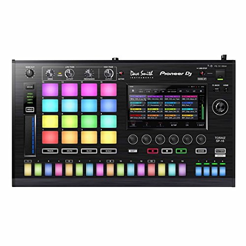 Pioneer Pro DJ (TSP-16)