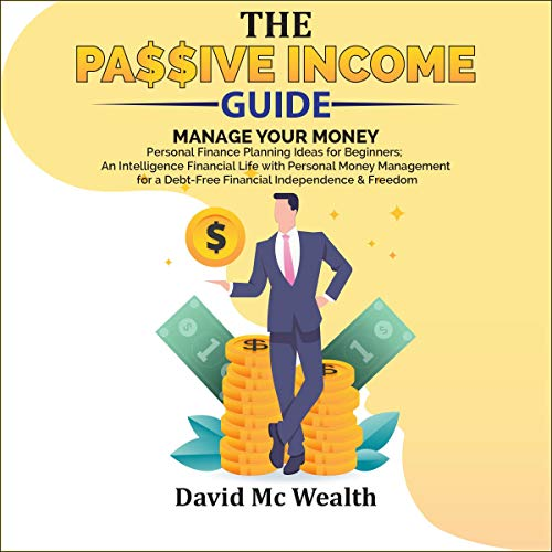 Passive Income Guide: Manage Your Money Titelbild