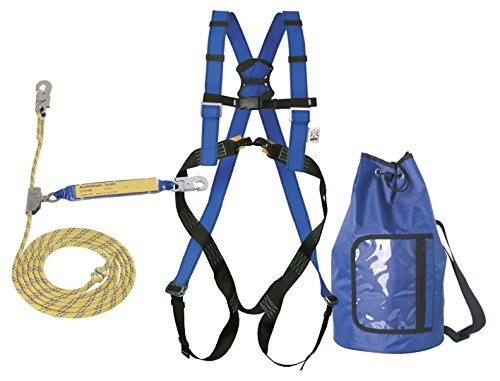 Beko - Sistema di imbracatura anticaduta, 15 m