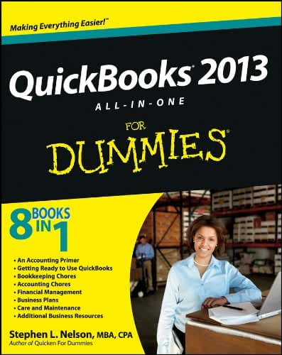 QuickBooks 2013 All-in-One For Dummies (English Edition)