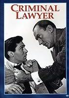 Criminal Lawyer [DVD]