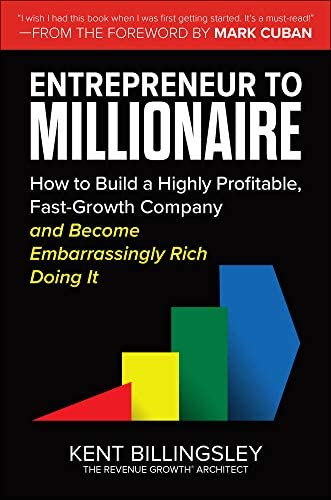 Entrepreneur to Millionaire How to Build a Highly Profitable Fast Growth Company and Become product image