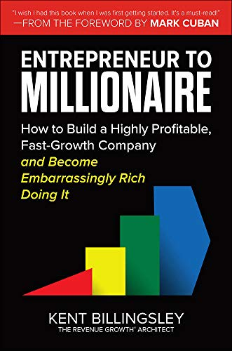Entrepreneur to Millionaire: How to Build a Highly Profitable, Fast-Growth Company and Become Embarrassingly Rich Doing It