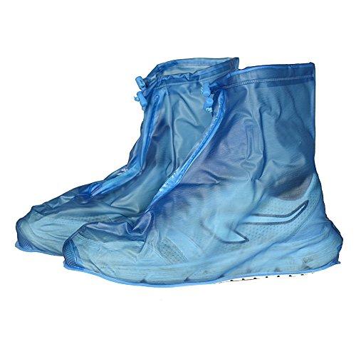 Gardeningwill Housse de chaussures réutilisable et antidérapante pour homme et garçon - Taille XXL