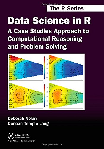 Data Science in R: A Case Studies Approach to Computational Reasoning and Problem Solving (Chapman &